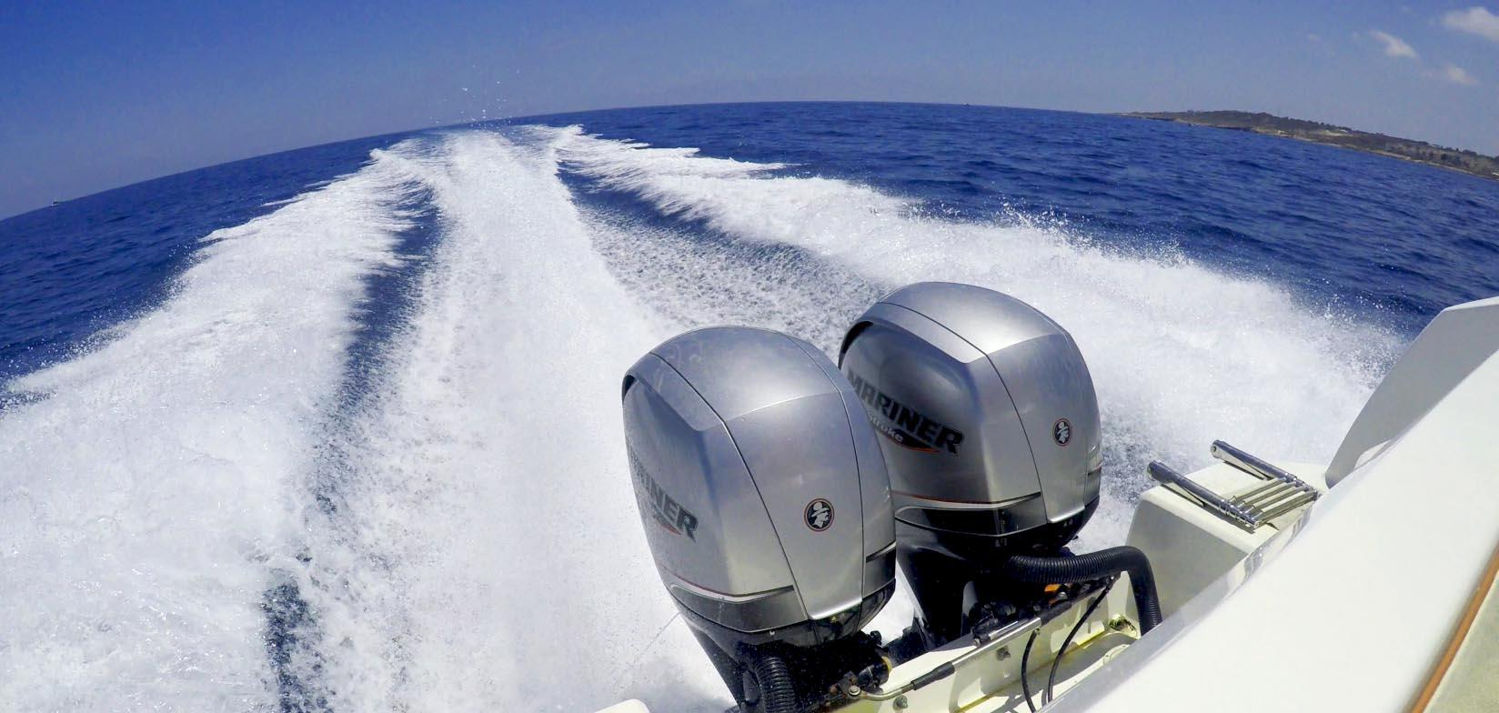 Powerboot Transfer nach Comino und/oder Gozo
