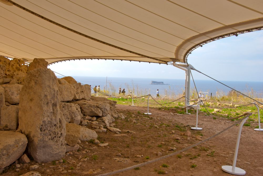 Visite du temple préhistorique de Malte (journée complète)