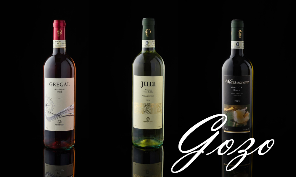 Weinprobe in Gozo