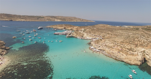 Comino & The Blue Lagoon
