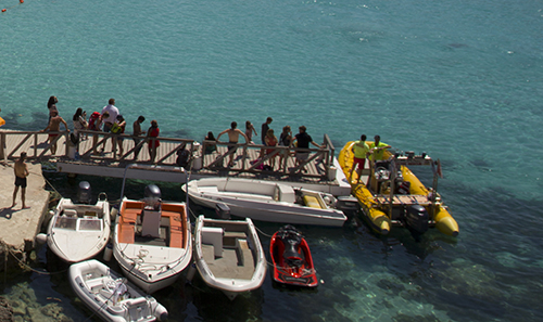 Boat rental without boating licence (for up to 10 persons)
