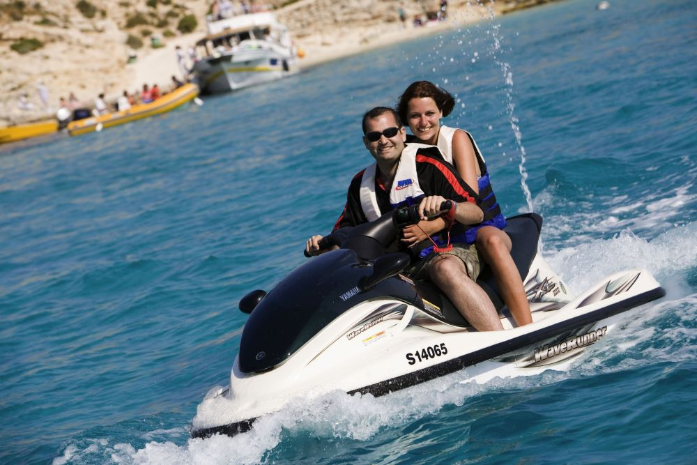 Jet-Ski fahren in Malta