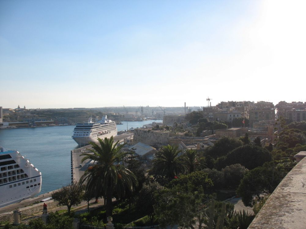 MALTA IN ONE DAY (starting from Sicily)
