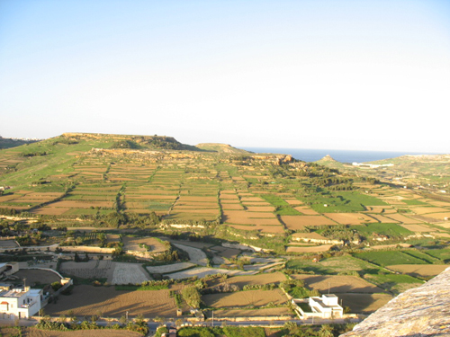 Hiking in Malta or Gozo