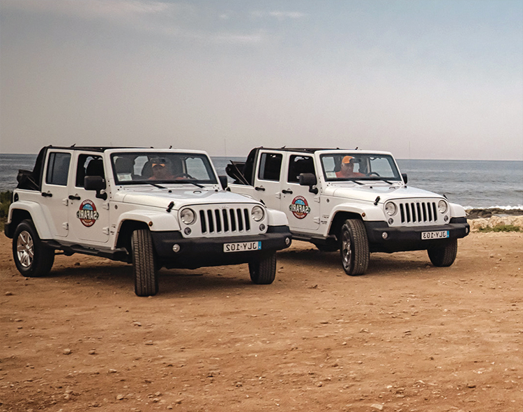 Ranger Malta Jeep Safari