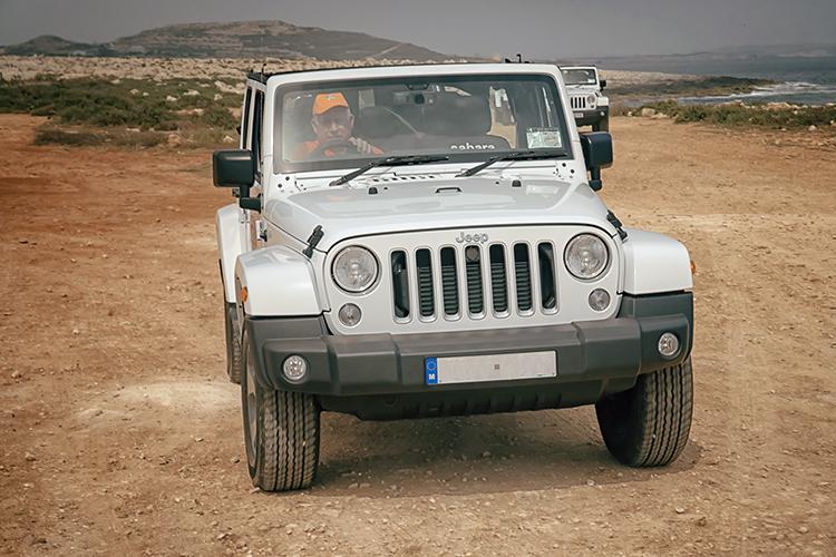 Gozo Ranger Jeep Safari