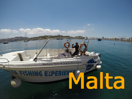 Fishing Trips / Deep Sea Fishing / Deep Sea Angling in Malta