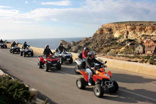 Quad Bike Tour Malta