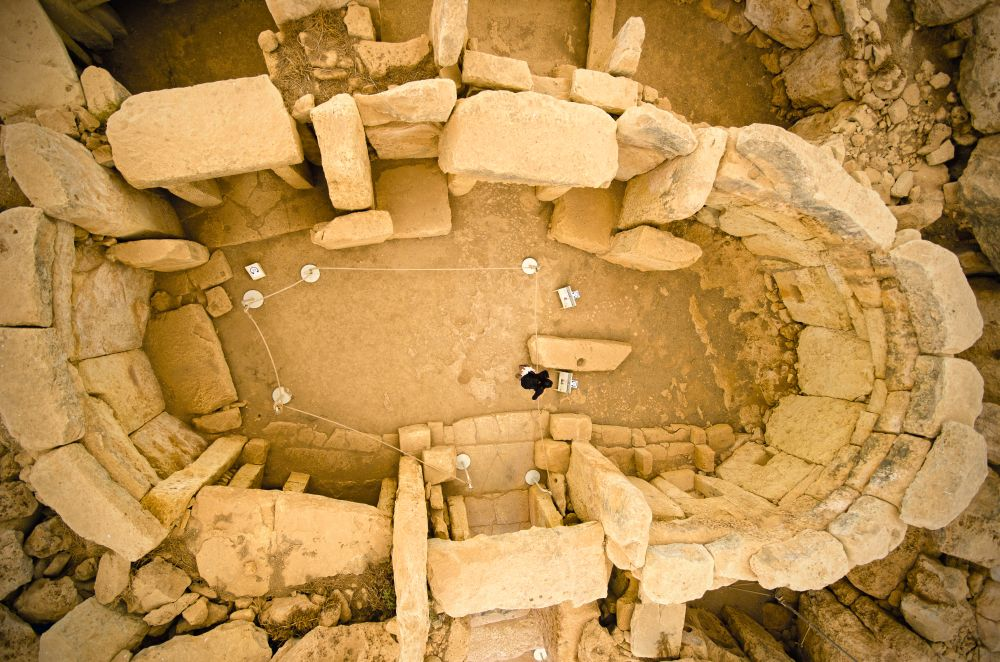 Tour dei templi preistorici di Malta (giornata intera)