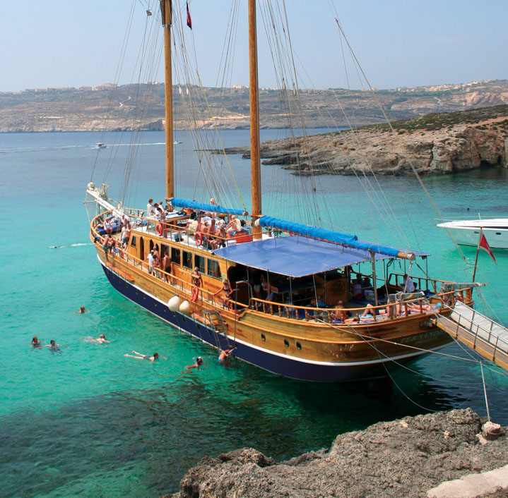 Gozo, Comino and The Blue Lagoon